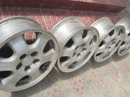 Комплект титановых дисков на Тойоты. за 65 000 тг. в Алматы – фото 3