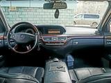 Mercedes-Benz S 350 2006 года за 5 000 000 тг. в Актобе – фото 5