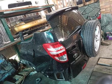 Задняя часть Toyota RAV4 2010 за 600 000 тг. в Алматы – фото 8
