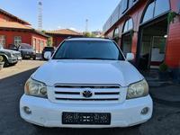 Toyota Highlander 2003 года за 7 750 000 тг. в Алматы