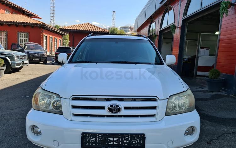 Toyota Highlander 2004 года за 7 750 000 тг. в Алматы