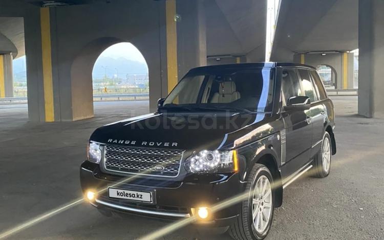 Land Rover Range Rover 2010 года за 10 800 000 тг. в Алматы