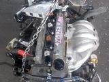 Двигатель мотор коробка Toyota 2AZ-FE 2.4л Двигатель за 99 500 тг. в Алматы – фото 3