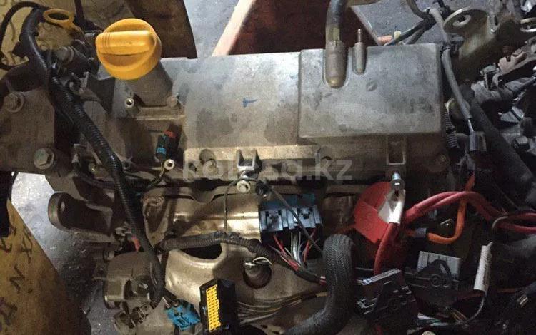 Двигатель k7m812 Largus Sandero за 320 000 тг. в Нур-Султан (Астана)