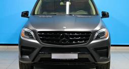 Mercedes-Benz ML 500 2012 года за 12 300 000 тг. в Алматы – фото 2
