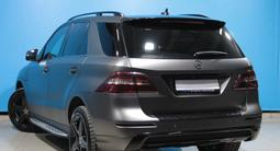 Mercedes-Benz ML 500 2012 года за 12 300 000 тг. в Алматы – фото 5