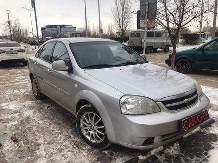 Chevrolet Lacetti 2010 года за 3 100 000 тг. в Нур-Султан (Астана) – фото 2