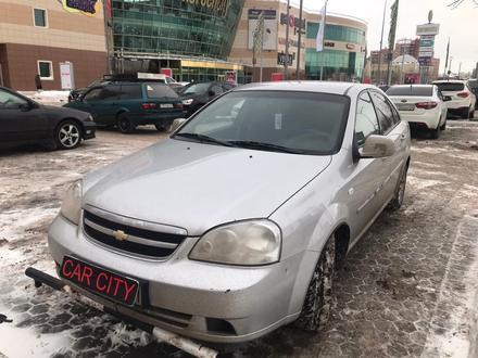 Chevrolet Lacetti 2010 года за 3 100 000 тг. в Нур-Султан (Астана) – фото 3