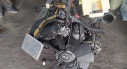 Двигатель БМВ м54 3 литра за 395 000 тг. в Алматы – фото 2