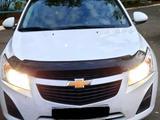 Chevrolet Cruze 2013 года за 2 500 000 тг. в Костанай