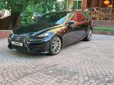 Lexus IS 250 2014 года за 8 800 000 тг. в Алматы