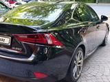 Lexus IS 250 2014 года за 8 800 000 тг. в Алматы – фото 4