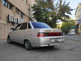 ВАЗ (Lada) 2110 (седан) 2005 года за 1 050 000 тг. в Шымкент – фото 2