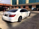 Lexus LS 460 2008 года за 6 300 000 тг. в Алматы – фото 3