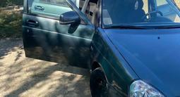 ВАЗ (Lada) 2170 (седан) 2007 года за 950 000 тг. в Актобе – фото 4