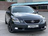 Lexus GS 350 2007 года за 5 400 000 тг. в Алматы – фото 2