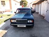ВАЗ (Lada) 2107 2009 года за 850 000 тг. в Туркестан – фото 4