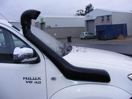 Шноркель на Hilux Cепаратор для дизельных авто и др за 35 000 тг. в Атырау – фото 3