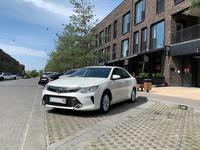 Toyota Camry 2017 года за 10 200 000 тг. в Алматы
