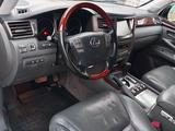 Lexus LX 570 2009 года за 17 500 000 тг. в Актобе – фото 3