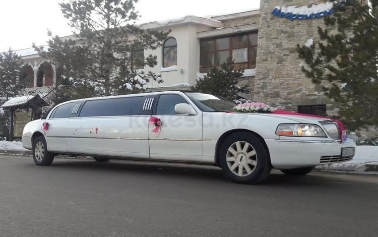 Lincoln Town Car 2003 года за 1 700 000 тг. в Нур-Султан (Астана)