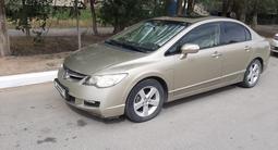 Honda Civic 2008 года за 3 500 000 тг. в Аксай