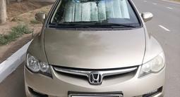 Honda Civic 2008 года за 3 500 000 тг. в Аксай – фото 2