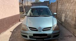 Nissan Almera Tino 2002 года за 2 400 000 тг. в Нур-Султан (Астана)