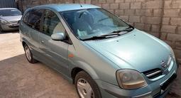 Nissan Almera Tino 2002 года за 2 400 000 тг. в Нур-Султан (Астана) – фото 5