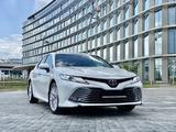 Toyota Camry 2019 года за 13 600 000 тг. в Нур-Султан (Астана) – фото 2