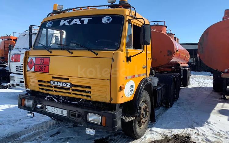 КамАЗ  54115 2008 года за 6 600 000 тг. в Уральск