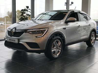 Renault Arkana Life 2021 года за 8 309 000 тг. в Караганда