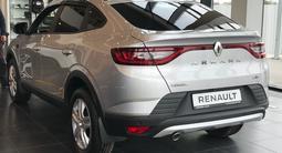 Renault Arkana Life 2020 года за 9 353 000 тг. в Караганда – фото 3