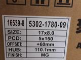 Новые диски R17 за 160 000 тг. в Усть-Каменогорск – фото 3