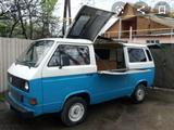 Volkswagen Transporter 1989 года за 1 000 000 тг. в Алматы