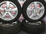 Диски с резиной на форд фокус привозные комплект 4 шт за 50 000 тг. в Алматы