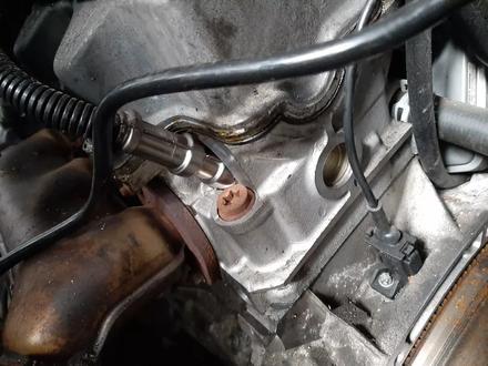 Контрактный двигатель 112 Мерседес е240 210 Mercedes w210 e240 за 290 000 тг. в Семей – фото 4