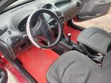 Peugeot 206 2007 года за 2 500 000 тг. в Костанай – фото 3