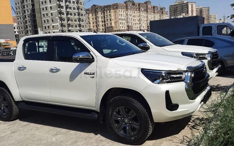 Toyota Hilux 2021 года за 23 200 000 тг. в Шымкент