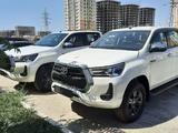 Toyota Hilux 2021 года за 23 200 000 тг. в Шымкент – фото 2