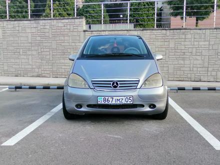Mercedes-Benz A 190 2000 года за 1 800 000 тг. в Алматы