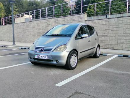 Mercedes-Benz A 190 2000 года за 1 800 000 тг. в Алматы – фото 2