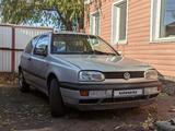 Volkswagen Golf 1993 года за 1 350 000 тг. в Петропавловск