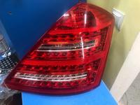 Задние фонари на Mercedes w 221 за 1 111 тг. в Алматы