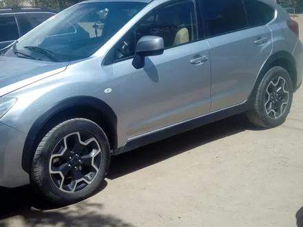 Subaru XV 2012 года за 5 300 000 тг. в Актобе – фото 2