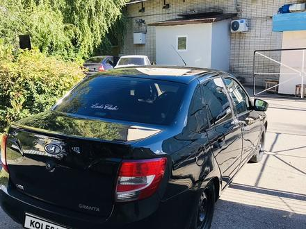 ВАЗ (Lada) 2190 (седан) 2013 года за 1 999 998 тг. в Уральск – фото 5