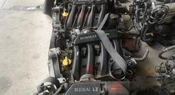 Двигатель на Lada Largus Renault 1.6 K4M K7M 16 клапанный… за 280 000 тг. в Семей