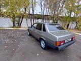 ВАЗ (Lada) 21099 (седан) 2002 года за 750 000 тг. в Уральск – фото 5