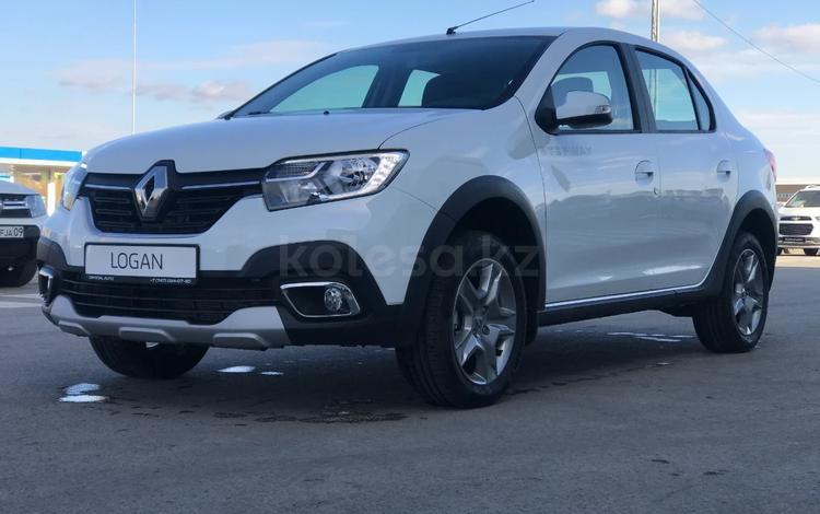 Renault Logan Life MT 2021 года за 6 466 000 тг. в Караганда