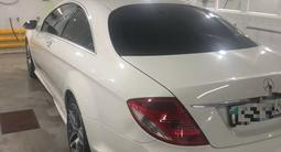 Mercedes-Benz CL 550 2007 года за 9 000 000 тг. в Алматы – фото 2